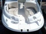 24 Foot Chaparral 233 bow seating